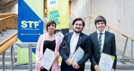 STF Apprentice of the Year 2015