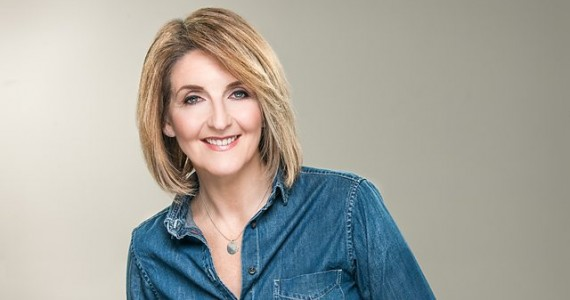Kaye Adams is your host!