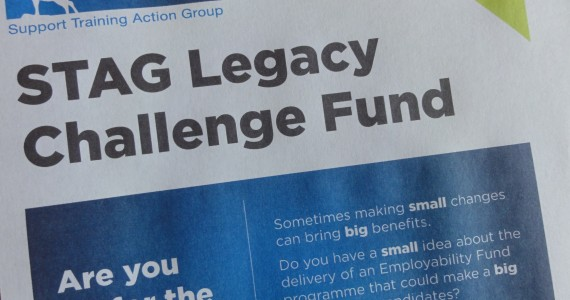 STAG Legacy Challenge Fund
