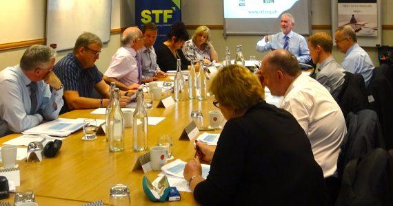 SQA & STF Apprenticeship Workshop