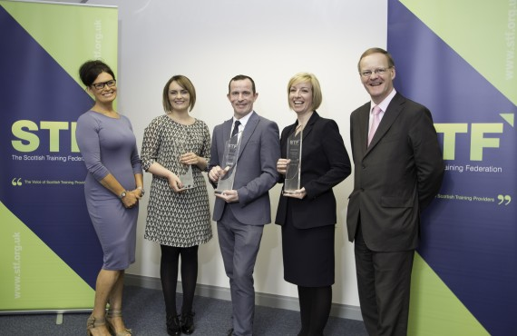 BBC Judith launches STF Awards 2016