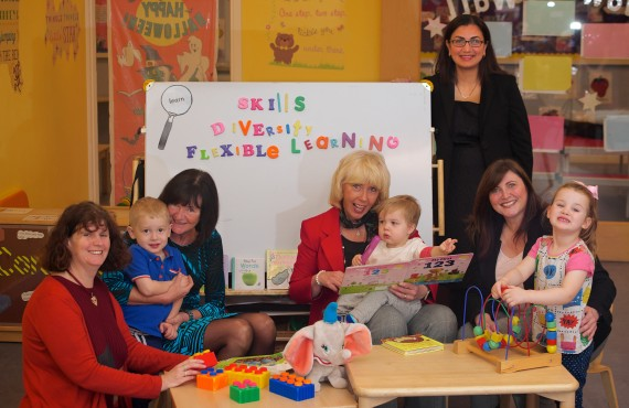 New SIP to help grow Childcare sector by 11,000