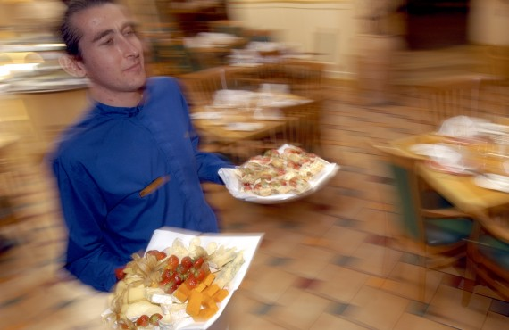 Increase in Hospitality Core Skills levels