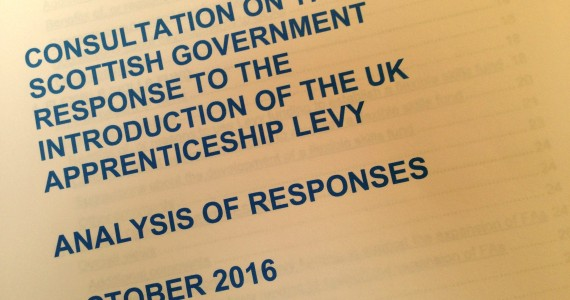Apprenticeship Levy report published