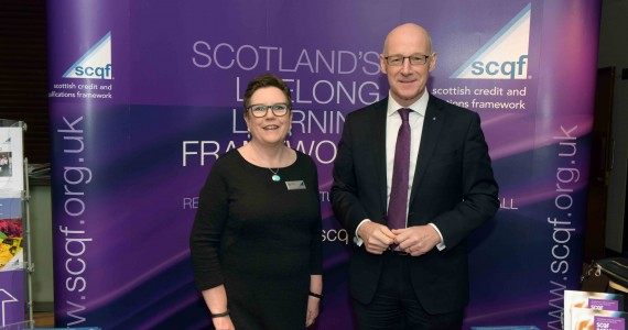 Success for SCQF Conference