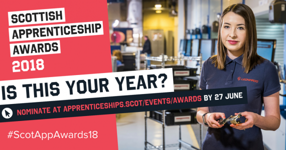 Deadline for Apprenticeships Awards