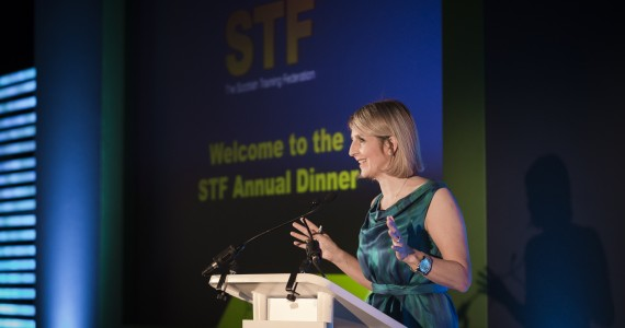Kaye Adams to host STF Conference 2016
