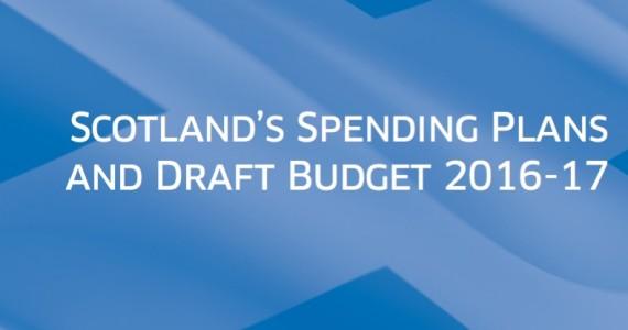Scottish Government Draft Budget 2016-17