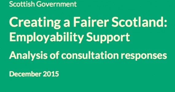 Employability consultation report published