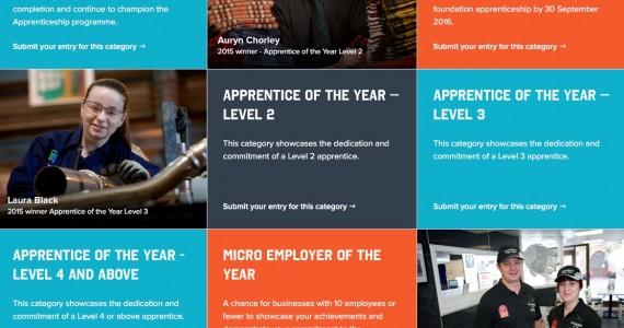 Scottish Apprenticeship Awards 2016