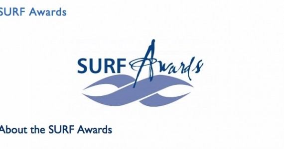 Applications invited for SURF Awards 2016