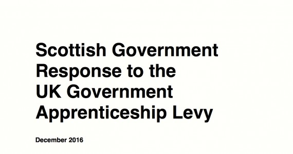 How Levy funds will be spent in Scotland