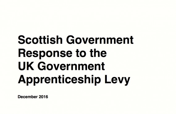 Scottish Government confirms how Levy funds will be spent in Scotland