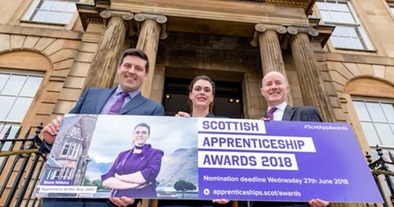 Scottish Apprenticeship Awards 2018