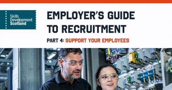 SDS publishes employer's guidance