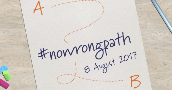 `No Wrong Path' campaign for Results Day