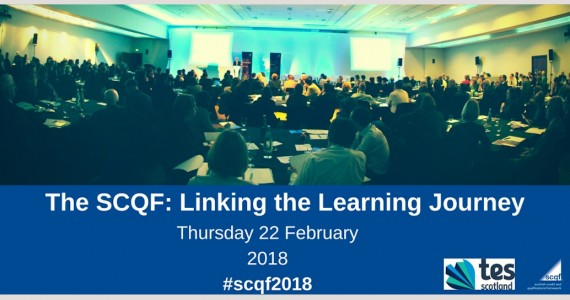 SCQF Conference 2018