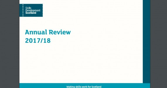SDS publishes Annual Review 2017-18